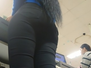 Cha chi's ass
