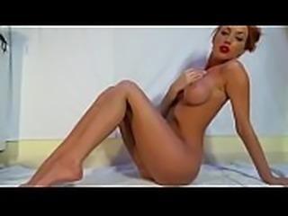 Horny Latina woke up to Hard Cock