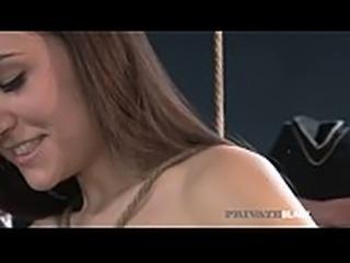 Private-Black - Bound &amp_ Punished, Sasha Grey Gets Black Cock