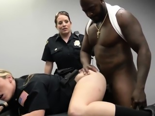 Milf wife gangbang Milf Cops