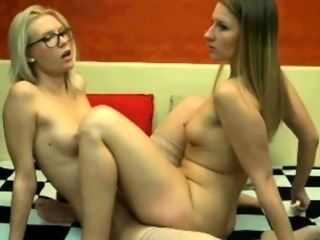 Sexy Lesbian Trainer Seduces Trainee To Have A Hot Lick