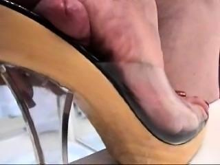 Michelle McLaren foot fetish femdom bitch