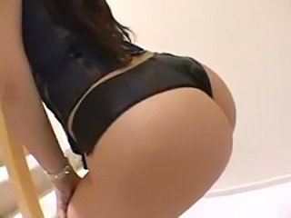 Hot ass babe gets it good  free