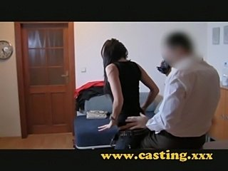 Casting - this babe is made for porn  free
