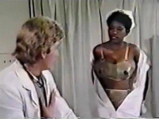 Classic 80s Interracial Porn. --X--