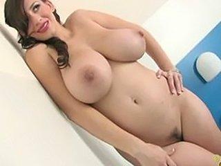 Big Tits Model Tease