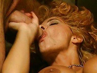 Italian goddess Milly D'Abbraccio