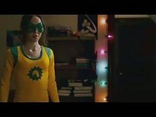 Ellen Page sex scene